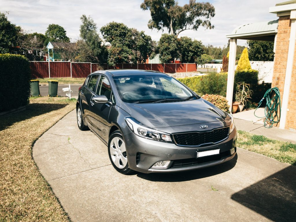Our brand-new MY18 Kia Cerato